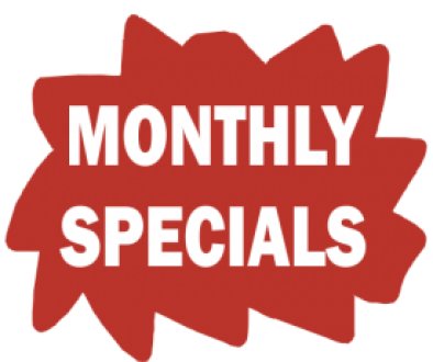 The Beauty and cosmetic clinic monthly specials